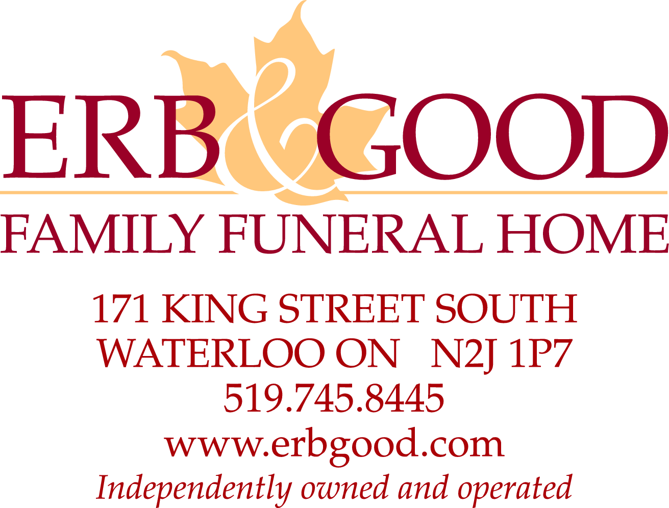Erb & Good Family Funeral Home